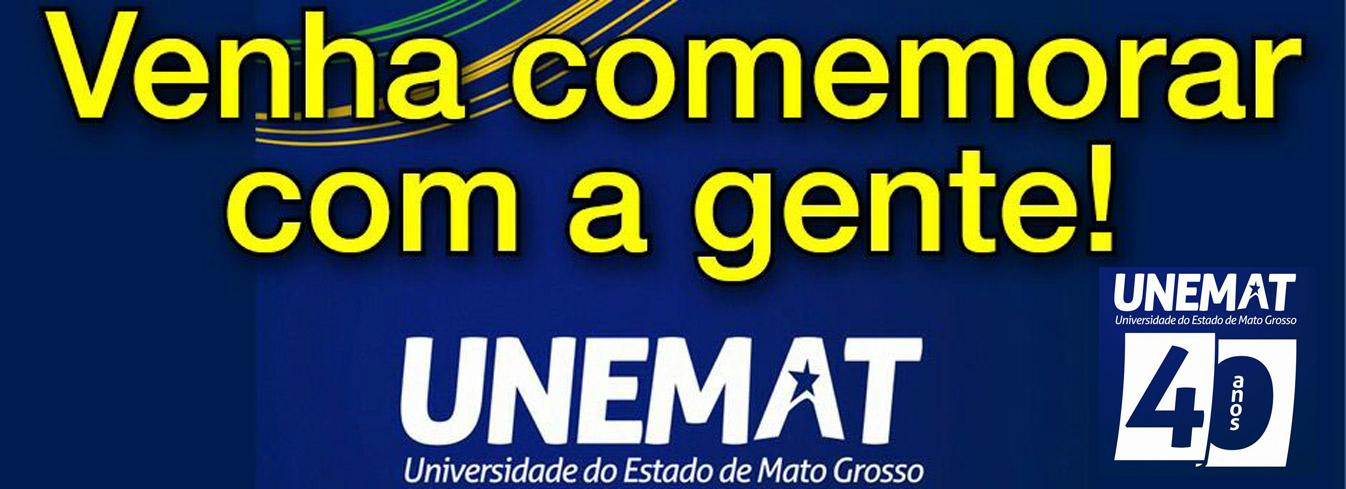 Sarau e Exposição Fotográfica em Comemoração aos 40 anos da UNEMAT!
