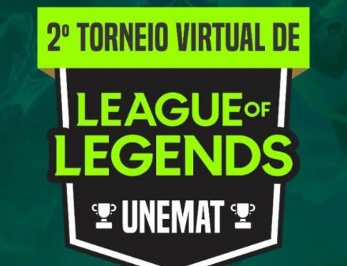 UNEMAT PROMOVE 2º TORNEIO VIRTUAL DE LEAGUE OF LEGENDS