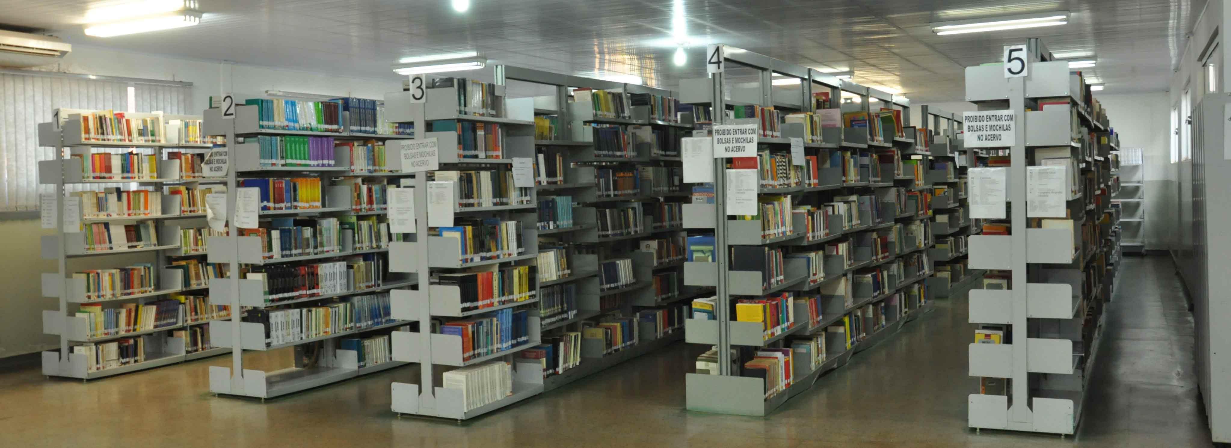 Informativo III sobre a Aquisição de Livros para o Campus de Tangará da Serra