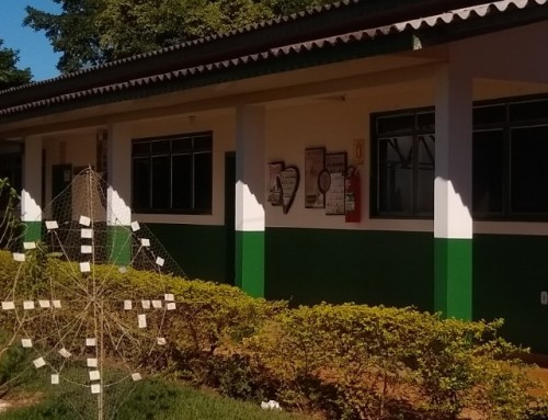 Câmpus de Tangará da Serra realiza melhorias estruturais durante a quarentena
