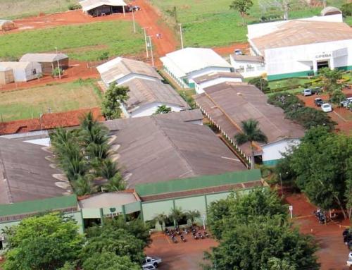Prédio do Campus de Tangará da Serra passa por Desinfecção nesta terça (04/08)
