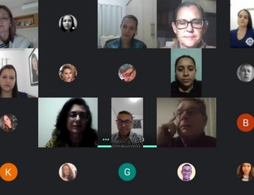 Curso de Administração promove o 1º Acalouramento Virtual