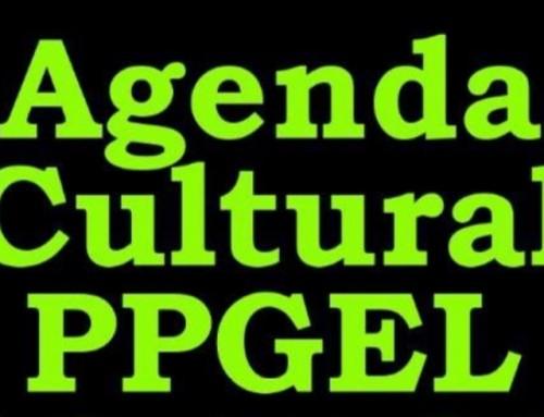 Agenda Cultural em comemoração aos 10 anos do PPGEL começa hoje