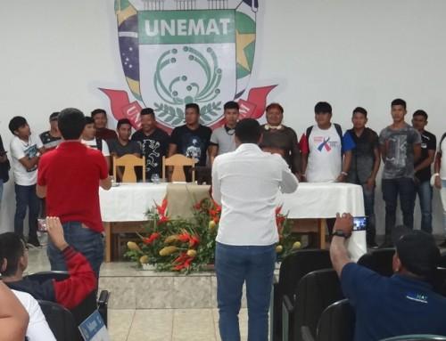Aula inaugural de Letras recebe diversas Etnias Indígenas de Mato Grosso