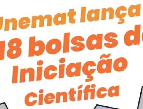 Unemat lança editais com 218 bolsas de iniciação científica