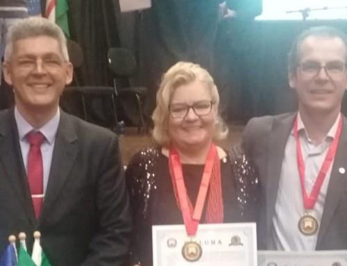Professores da Unemat recebem homenagem do Município de Tangará da Serra