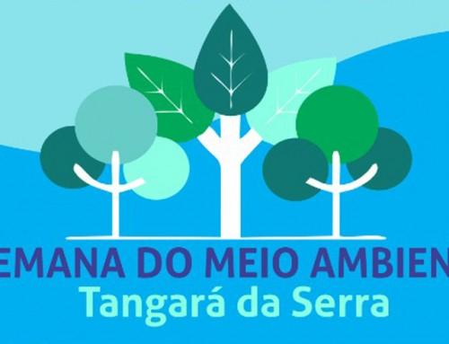 Semana do Meio Ambiente de Tangará da Serra acontecerá no Dia Mundial do Meio Ambiente