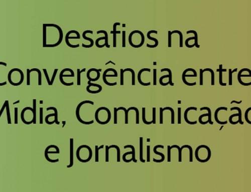 Técnico e Docente do Campus De Tangará assinam capítulo em E-Book de Jornalismo