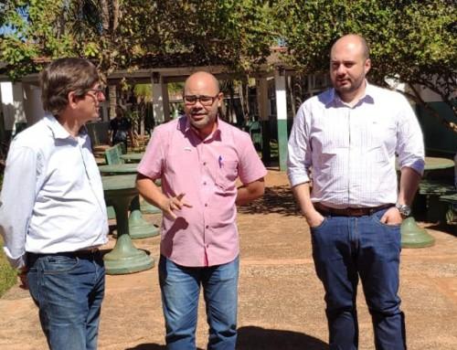 Visitação de Deputado Federal objetiva fortalecimento institucional da Unemat