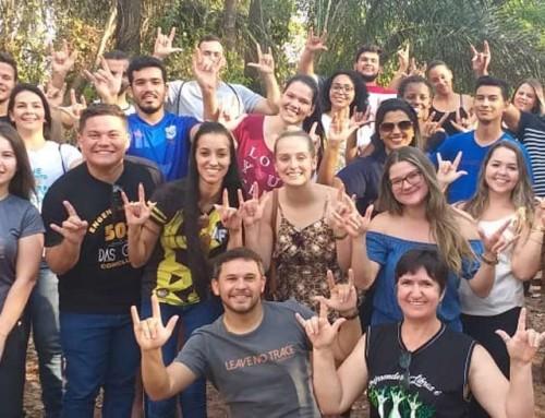Professor e Alunos da Unemat realizam Encontro entre Surdos e Ouvintes em Tangará da Serra