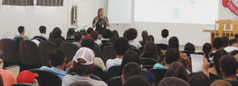 Prevenção e Informação: Campus realiza Palestra sobre H1N1
