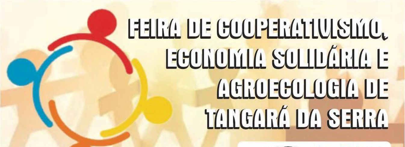 Unemat recebe Feira de Cooperativismo, Economia Solidária e Agroecologia
