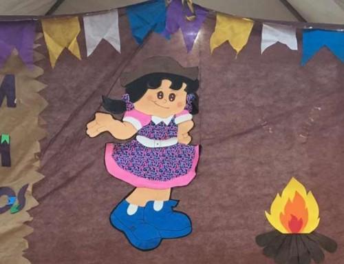 Festa Agostina anima comunidade acadêmica com danças e comidas típicas