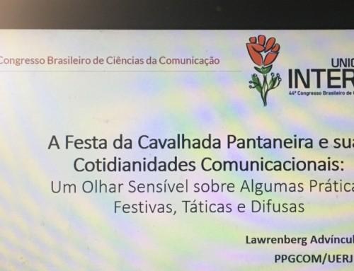 Professores da Jornalismo apresentam trabalhos em importante evento nacional