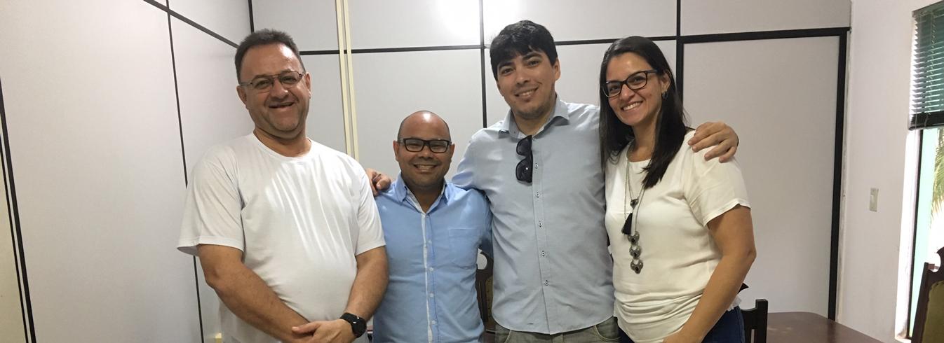 Unemat e Jornal de Tangará Firmam Parceria