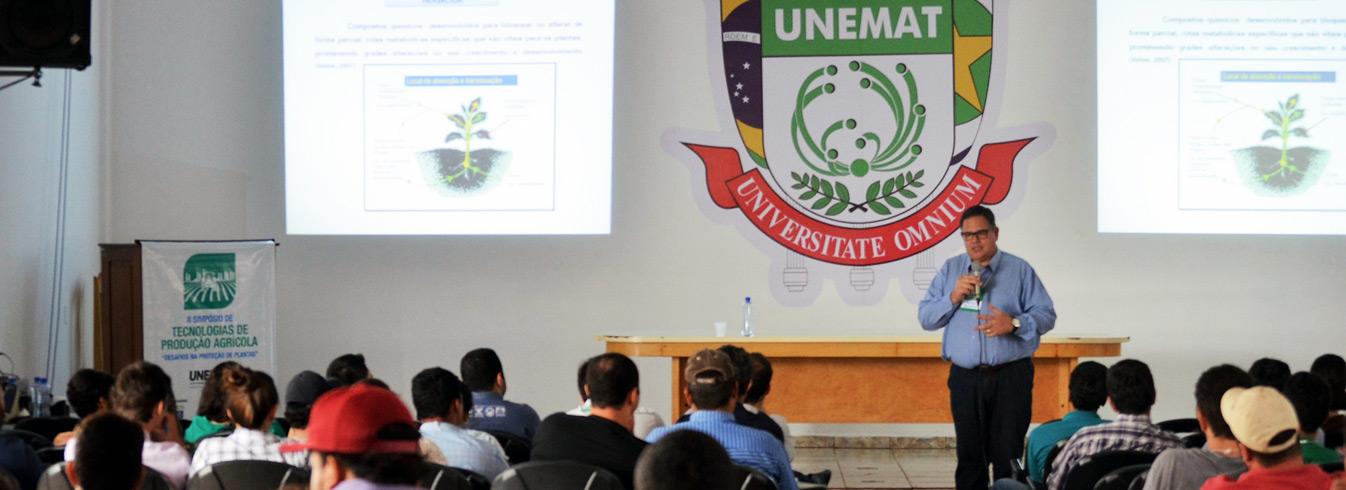 Manejo fitossanitário foi discutido em simpósio em Tangará da Serra