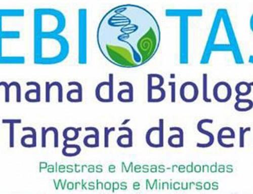 Acontecerá a Semana da Biologia de Tangará da Serra 2019 (SEBIOTAS)