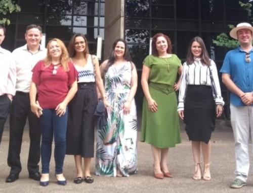 Alunos e Servidores do Campus de Tangará realizam visitação ao Congresso Nacional