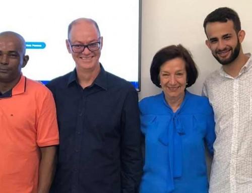 Câmpus parabeniza o professor José Pereira Filho pelo seu Doutoramento