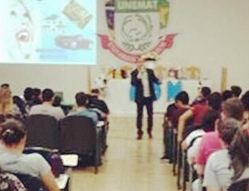 Estudantes de Administração realizam primeiro Ciclo de Palestras