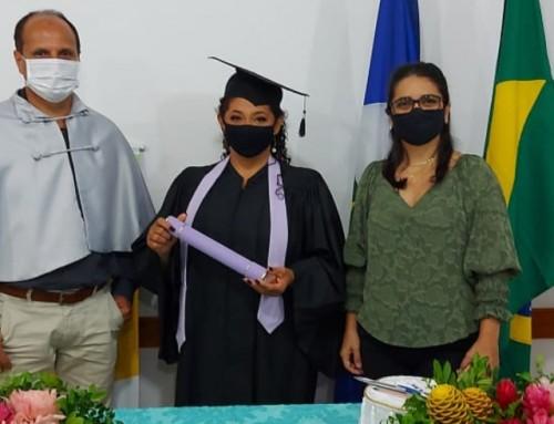 Unemat de Tangará realiza colação de grau de 47 profissionais