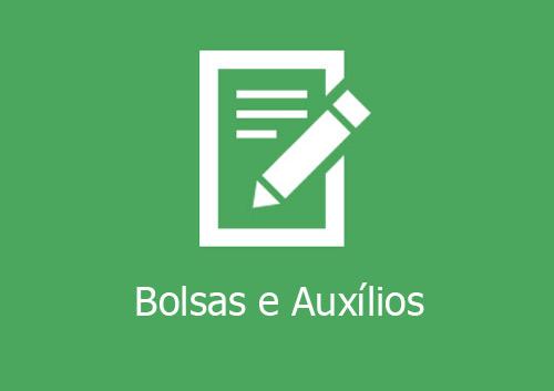 Bolsas e Auxílios