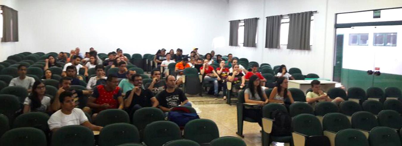 Formação e Eleição Centro Acadêmico de Engenharia Civil (CAEC)