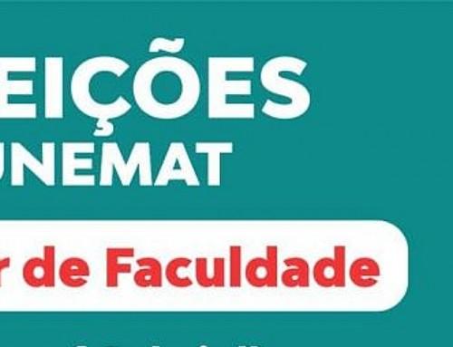 Dias 26 e 27 acontecerão as Eleições para Diretores de Faculdade e Coordenadores de Curso da Unemat