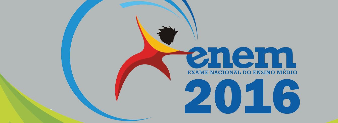 Abertas as Inscrições para o ENEM 2016