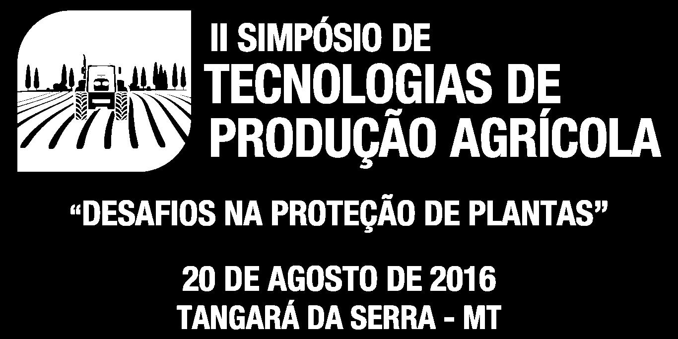 II Simpósio de Tecnologias de Produção Agrícola