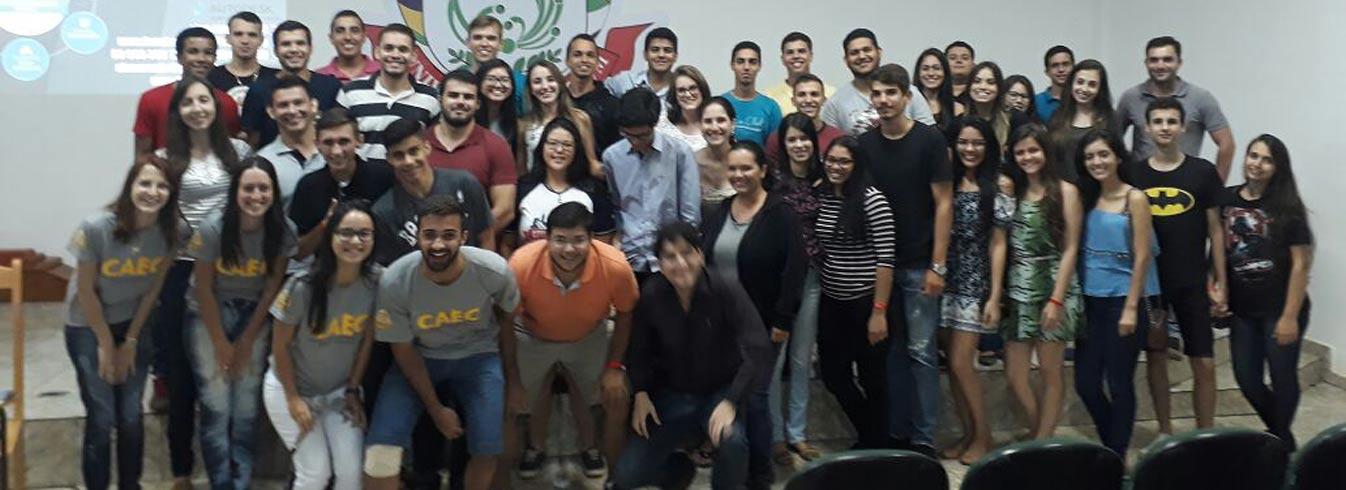 Centro Acadêmico de Engenharia Civil (CAEC) realizou a Noite da Civil na sexta-feira (26/05)