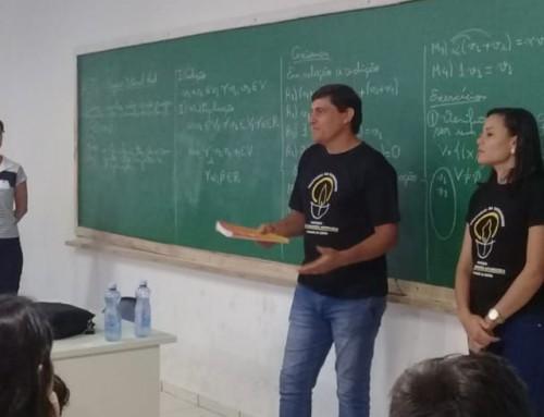 """O Câmpus de Tangará da Serra recebe """"O Projeto Luta pela Vida, a Sua"""""""