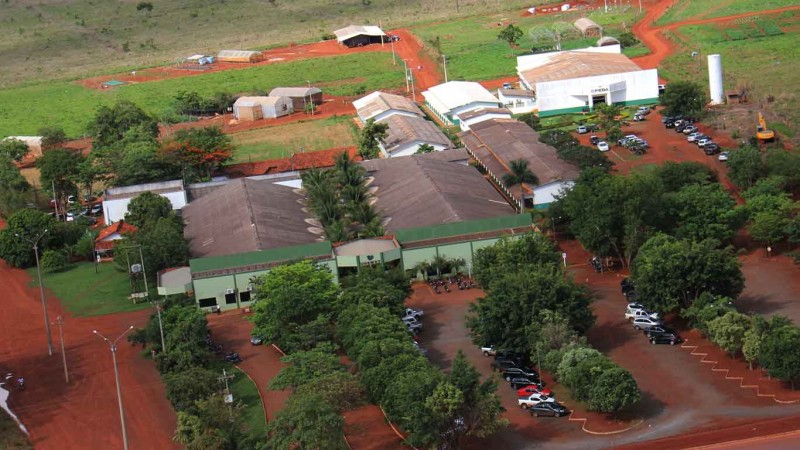 Unemat - Campus de Tangará da Serra